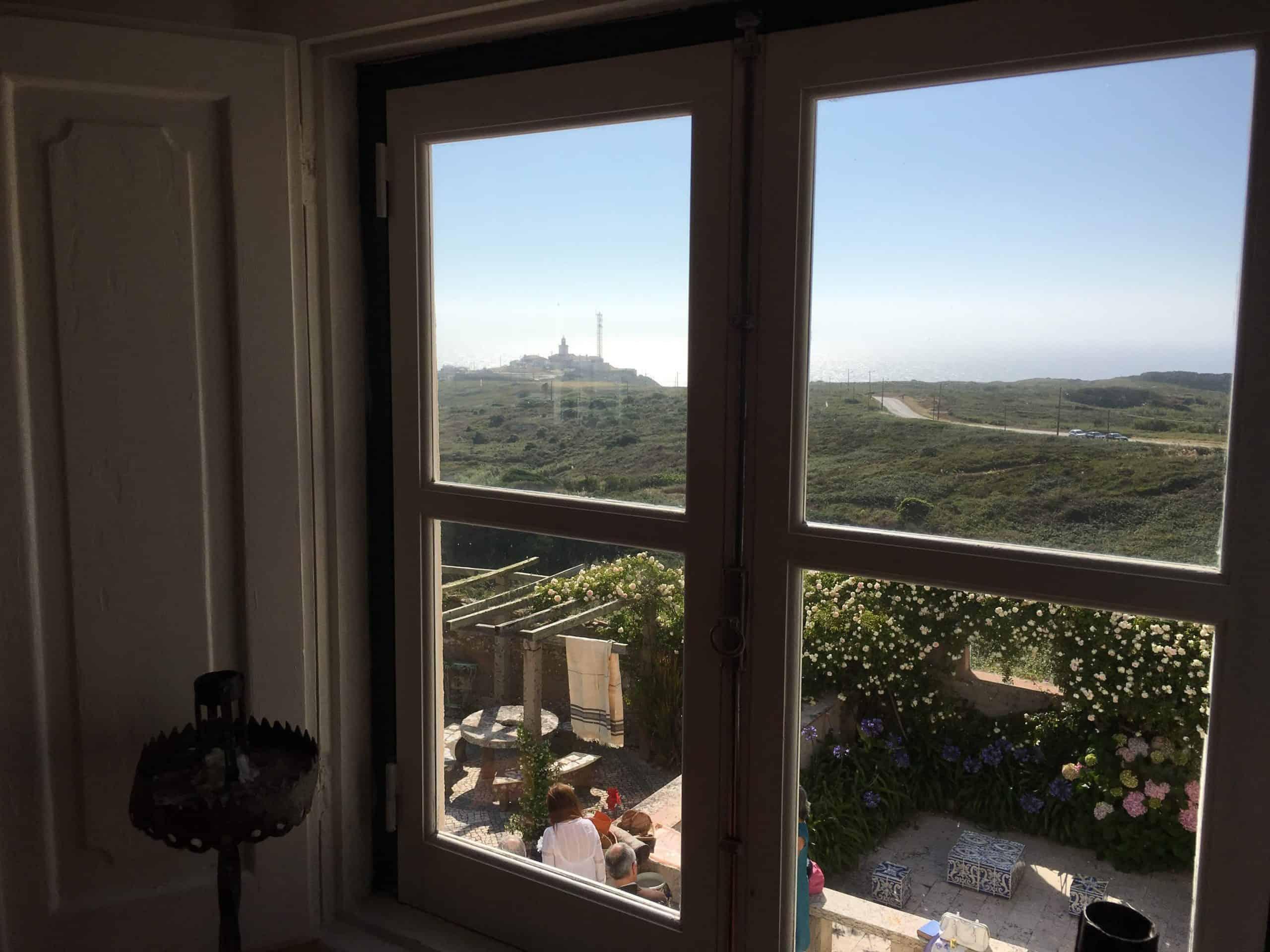 View of Cabo da Roca from Azoia